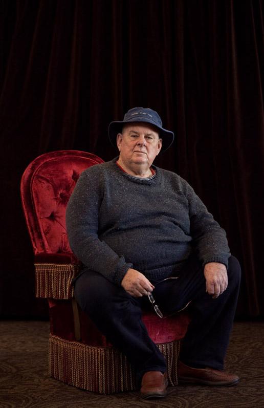 Les Murray Bush Regal Portrait Photography (Sydney Corporate Photography)