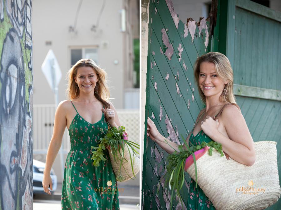 Katrina Meynink cookbook Author Portraits (Sydney Corporate Photographer)