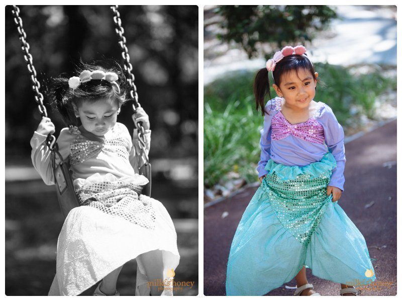 Birthday Party Photography – Mermaid theme