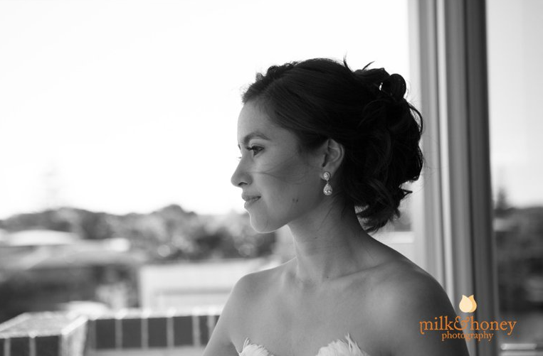 Watsons Bay Wedding on a most blustery day!
